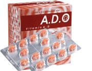 Khoáng chất và Vitamin A.D.O