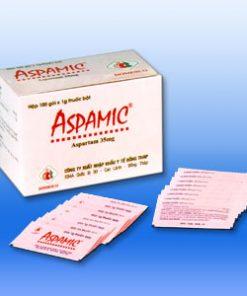 Thực phẩm chức năng Aspamic 35mg