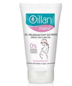 Dược Mỹ Phẩm Oillan Mama Breast Skin Care Gel - Gel ngăn ngừa rạn da vùng ngực