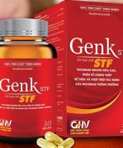 Thực phẩm chức năng Genk - Giúp giảm nguy cơ mắc ung bướu