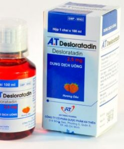 Thuốc A.T Desloratadin