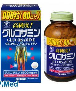 Viên uống bổ xương khớp Glucosamine Orihiro
