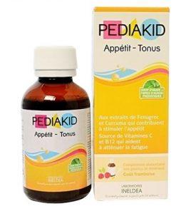 Thực phẩm chức năng Pediakid Appétit - Tonus - Siro