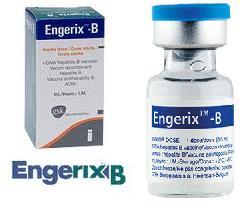 Vắc-xin Engerix B 20μg