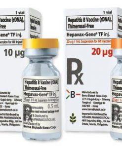 Vắc-xin Hepavax – Gene